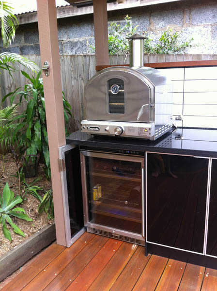 Specialised furniture outdoor kitchen - BBQ