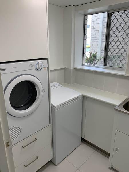 custom cabinets laundry