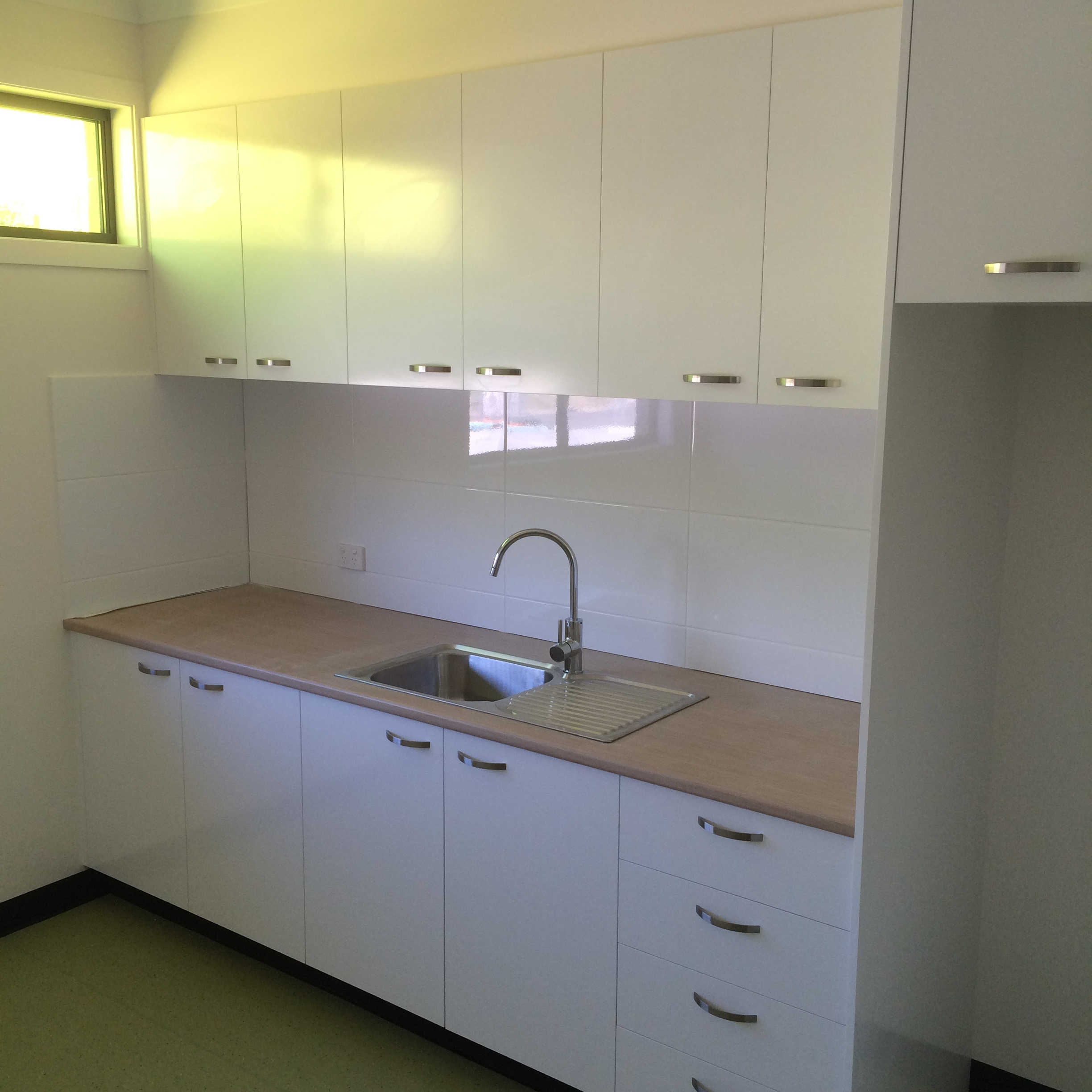 commercial childcare kitchen