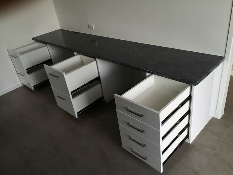 home office cabinets gold coast