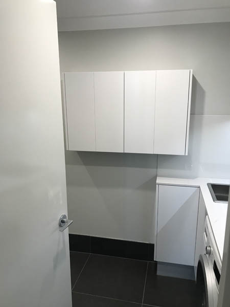 Specialised Furniture Laundry storage