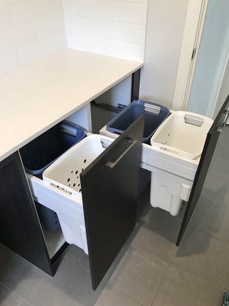 Specialised Furniture Laundry Draws