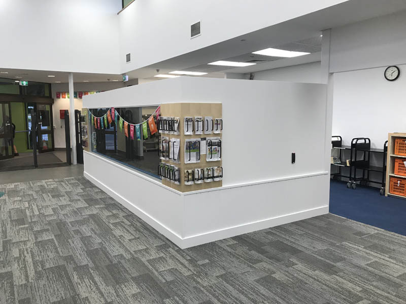 commercial library
