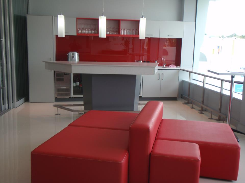 Commercial Office Fit outs seating