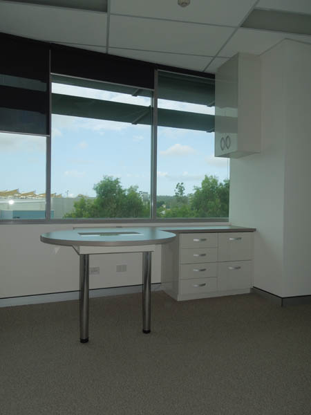 Commercial Dentist fitout Robina