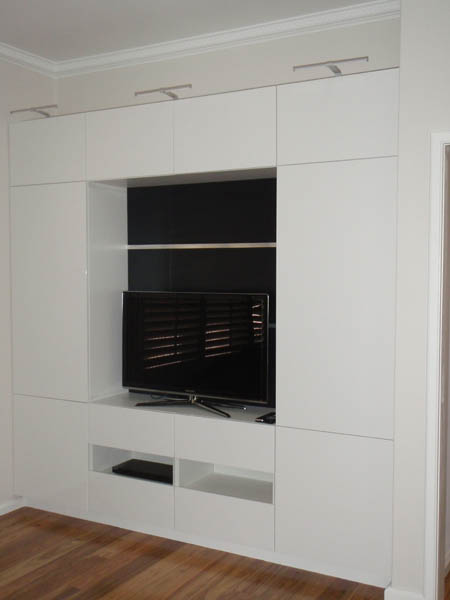 cabinet maker gold coast Media room
