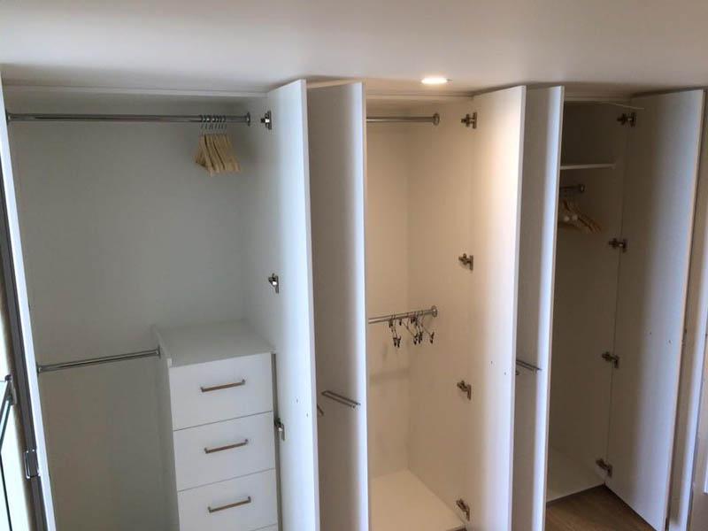 Gold Coast Wardrobe renovation