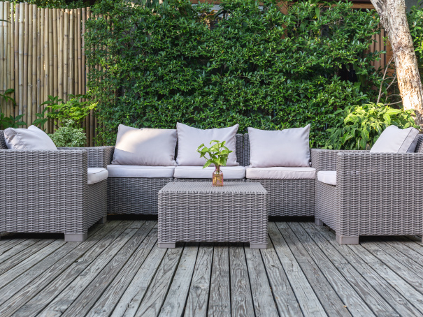 Custom-made furniture from outdoor bbq, childcare to home theatre.