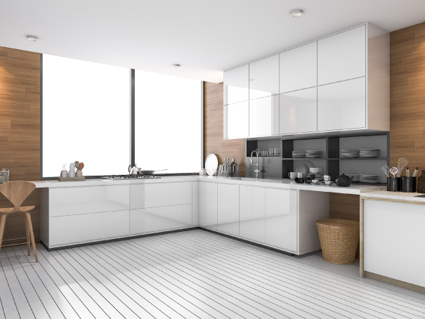 What are the trends in Kitchen Design?