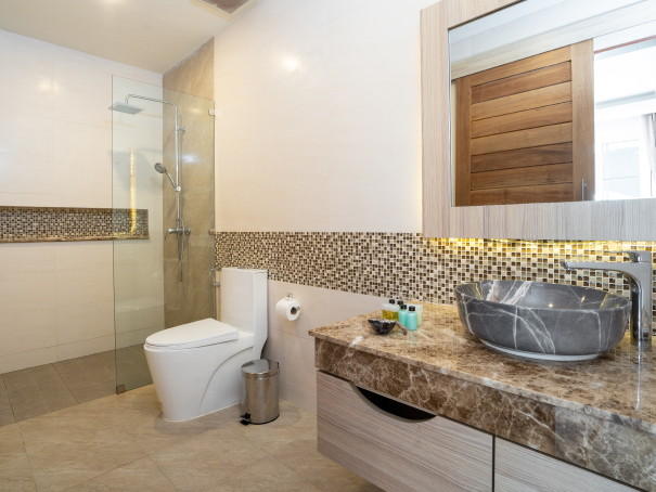 How to design bathroom cabinets
