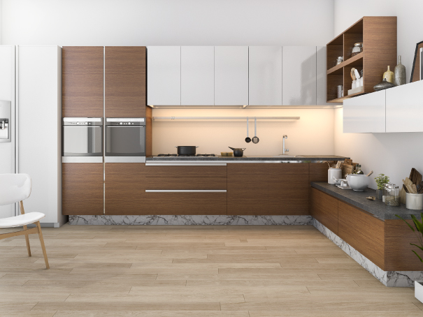 Modern kitchen design on budget:6 Tips from the great depression